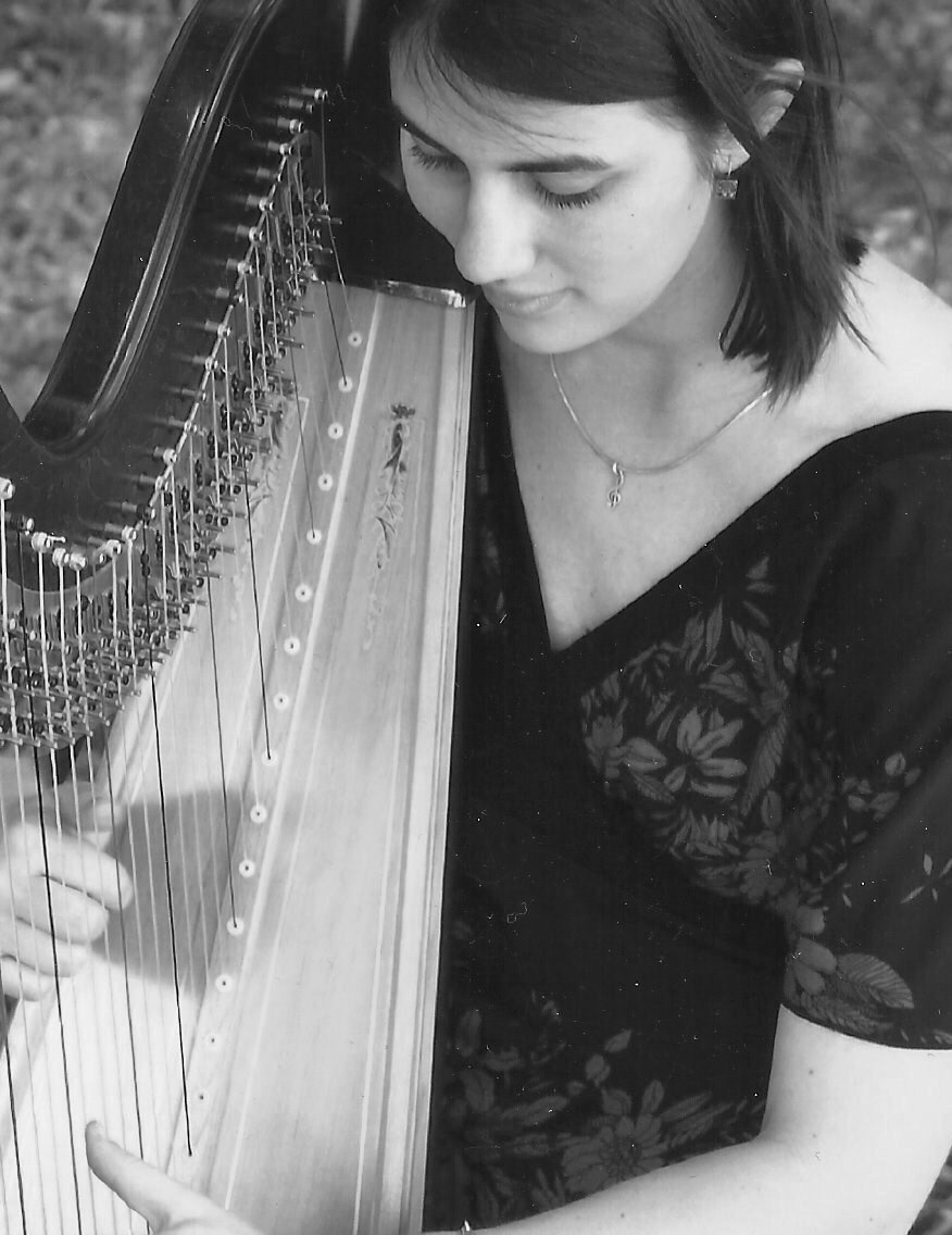 Dr. Alaina Graiser, Harp Teacher
