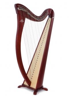 Camac Hermine 34-String Harp