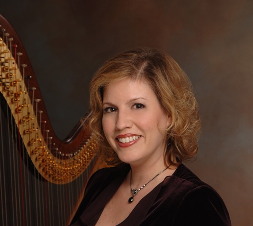 Harp Concert with Kimberly DeRosa