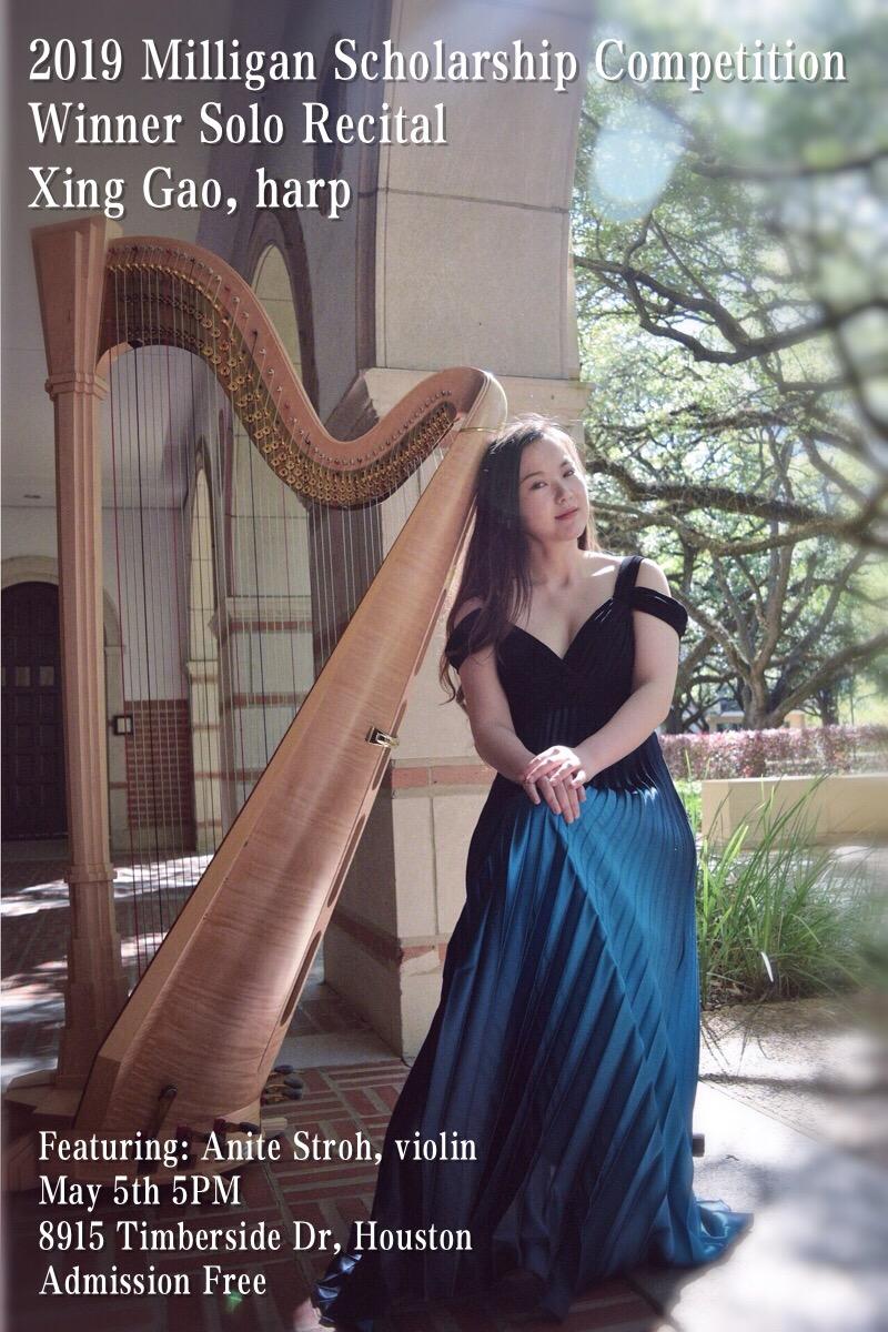 Xing Gao Solo Recital