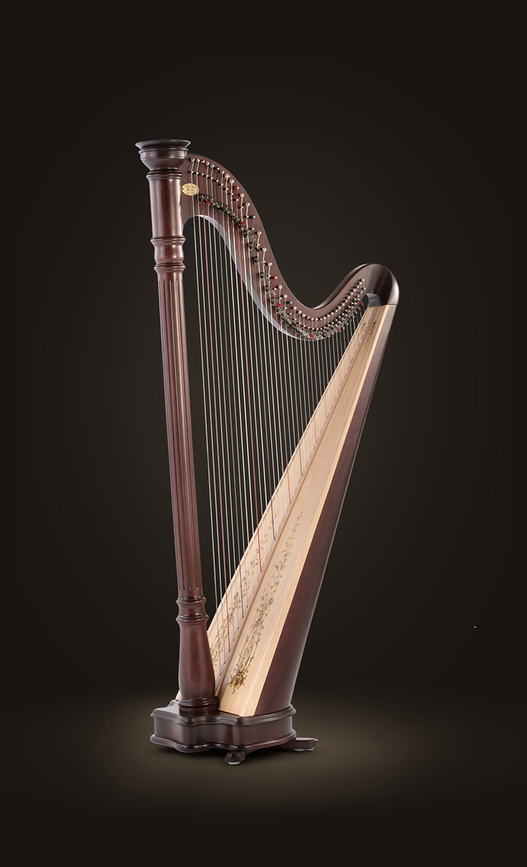 Lyon and Healy Prelude Lever Harp for Rent