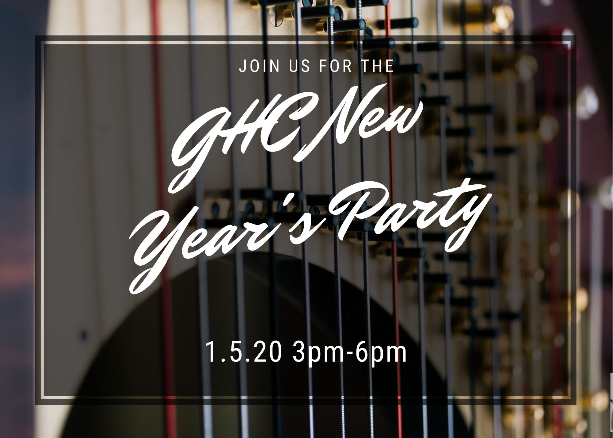 GHC New Year's Party